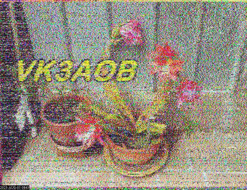 3rd previous previous RX de KO5MO