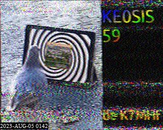 4th previous previous RX de KO5MO